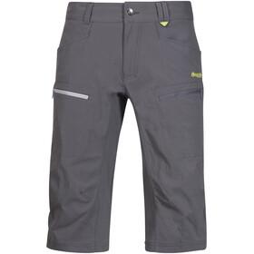 Bergans M's Utne Pirate Pant Graphite/Solid Light Grey/Spring Leaves